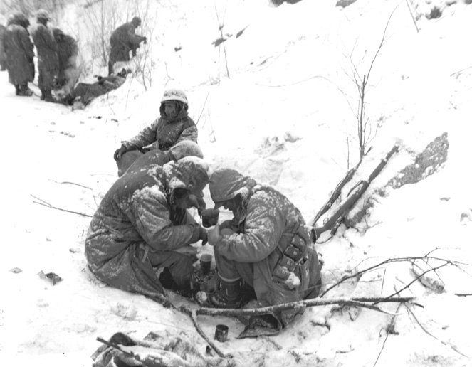 Keeping Memorial Day in our Memory - The Chosin Few